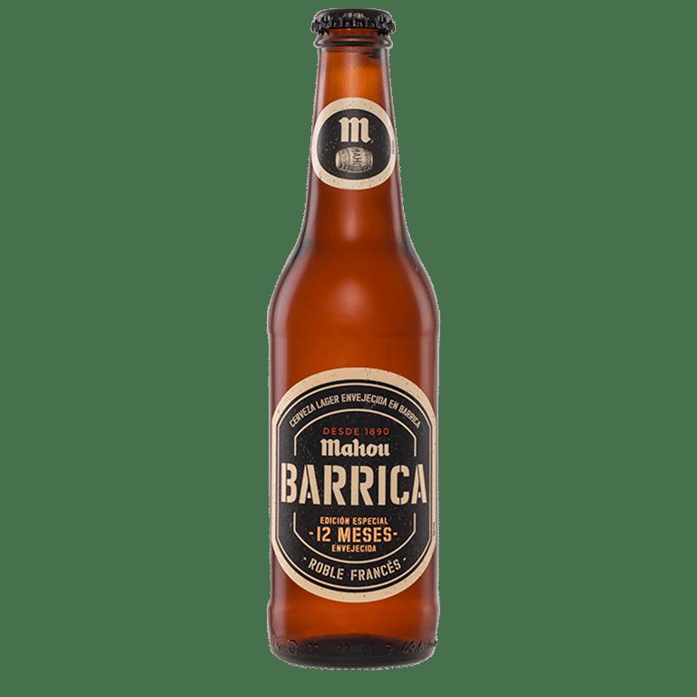 Mahou Barrica<Br> 12 Meses