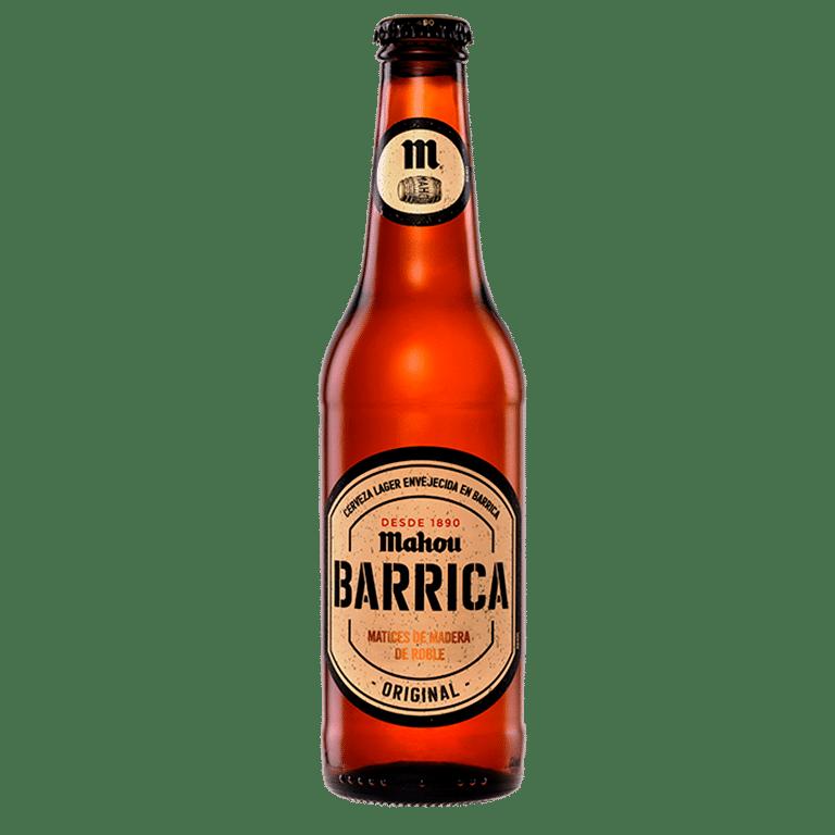 Mahou Barrica <Br>Original