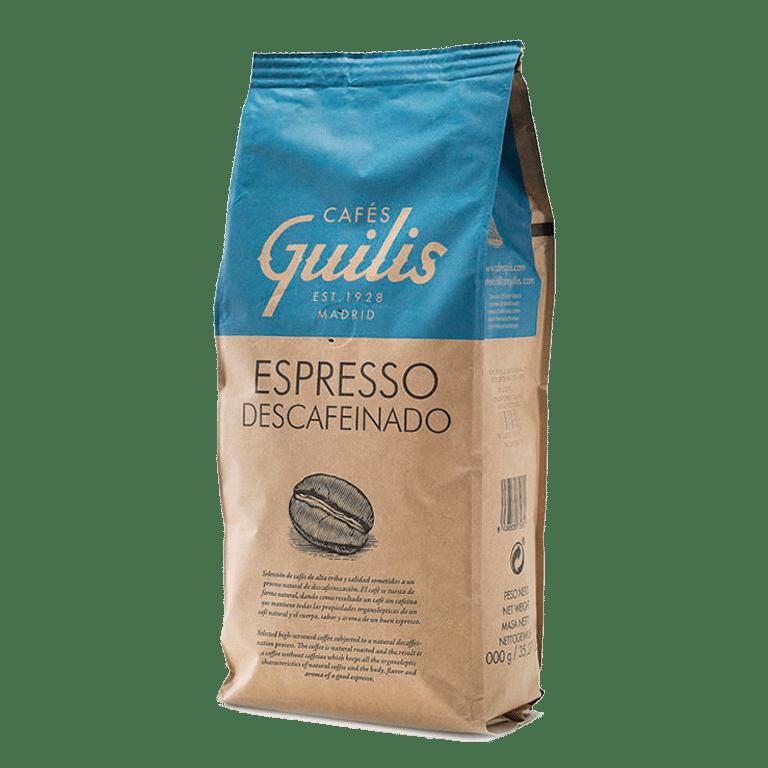 Guilis <br> Descafeinado Espresso