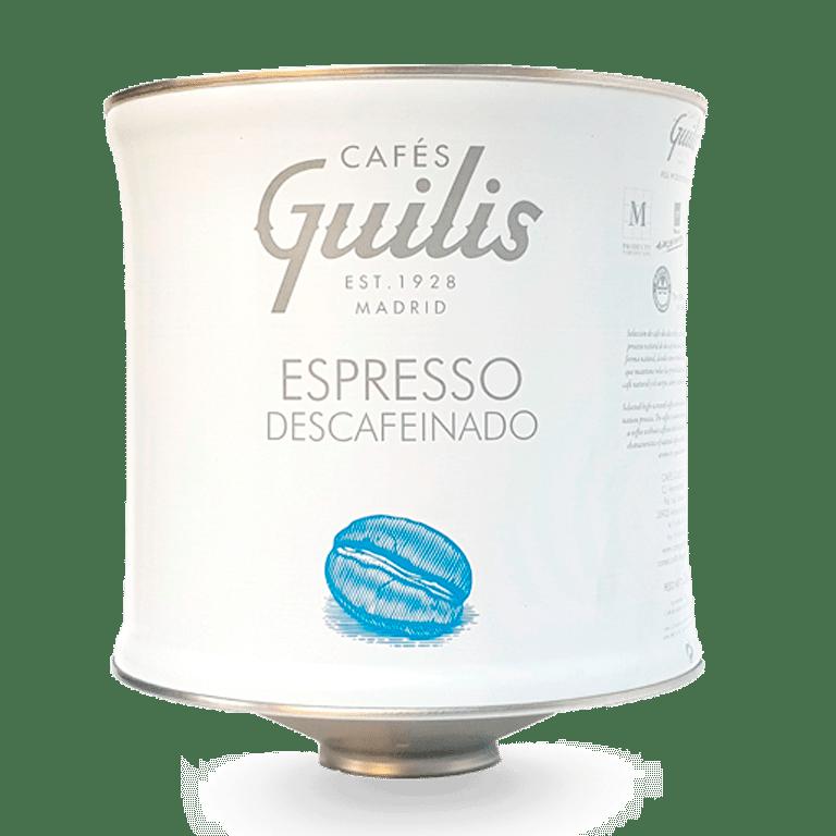Guilis <br>Descafeinado Lata