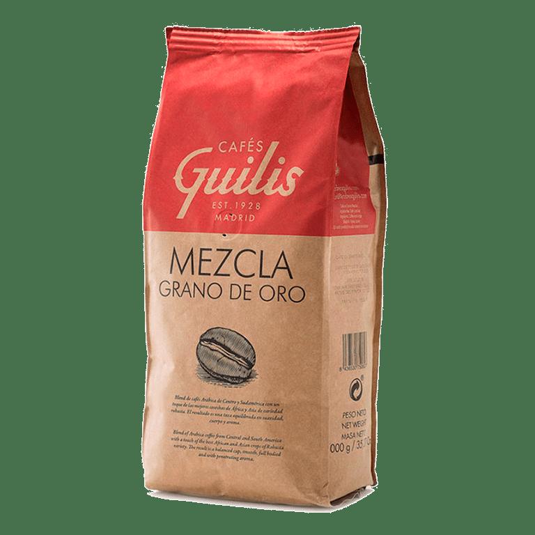 Guilis <br>Mezcla · Grano de Oro