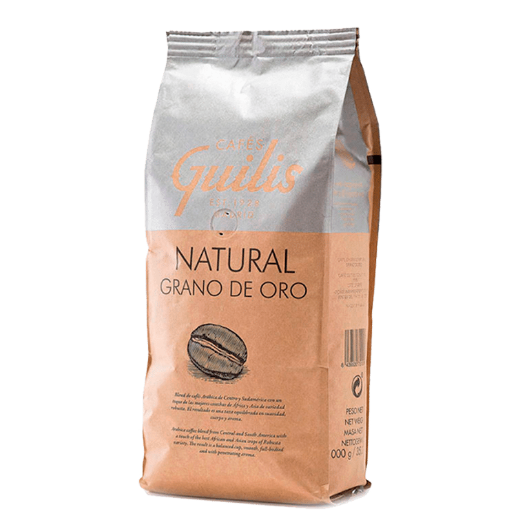 Guilis <br>Natural · Grano de Oro
