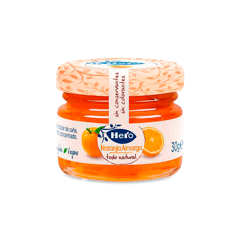 Hero <br>Confitura Naranja Amarga