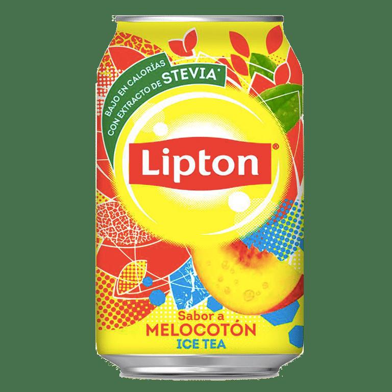 Lipton<br> Melocotón