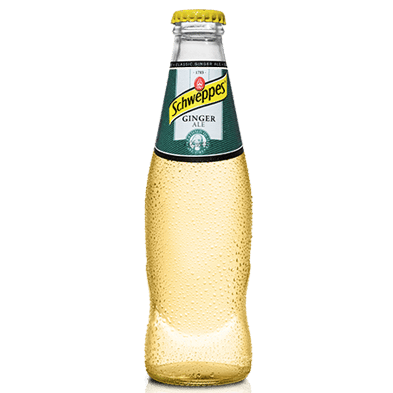 Schweppes<br> Ginger Ale