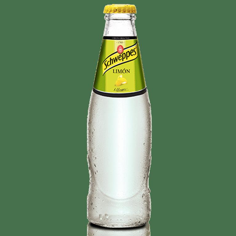 Schweppes<br> Limón