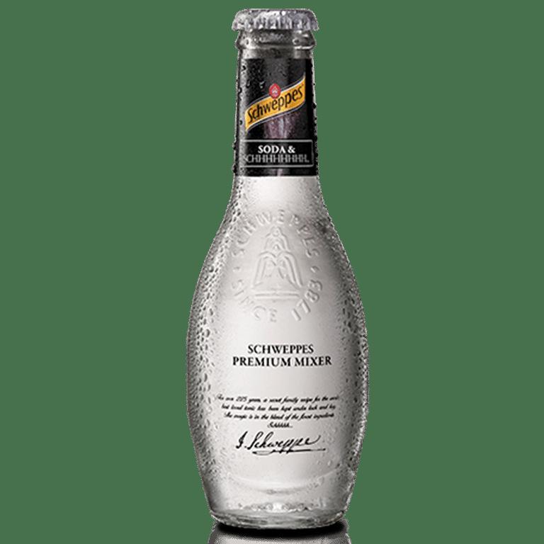 Schweppes Tónica<br> Soda Premium