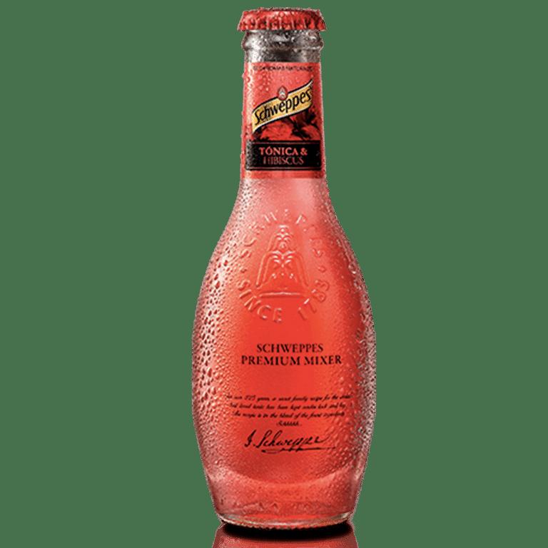 Schweppes Tónica<br> Hibiscus Premium