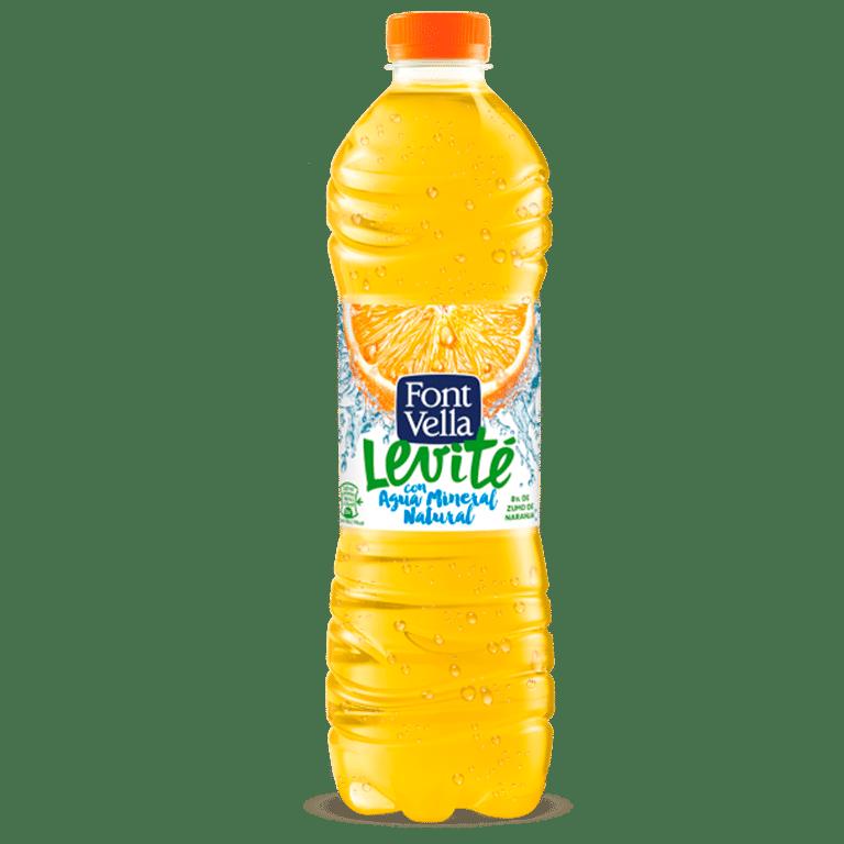 Font Vella <br> Levité Naranja