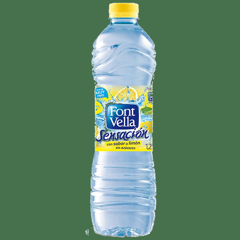 Font Vella <br> Sensación Limón