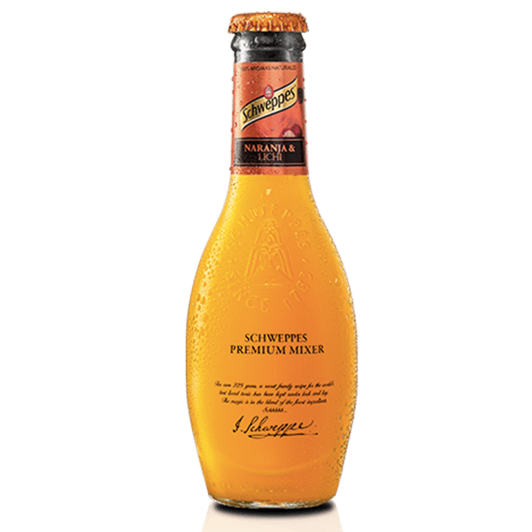 Schweppes<br> Naranja Premium