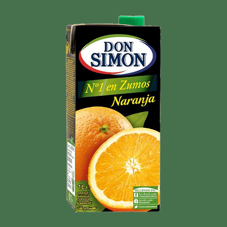 Don Simón<br> Naranja