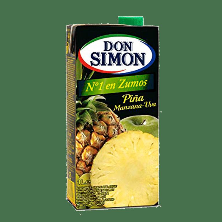 Don Simón<br> Piña