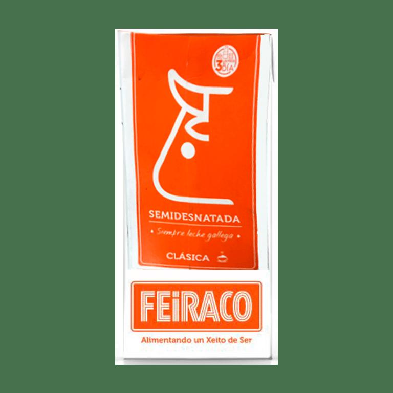 Feiraco<br>Semi Desnatada