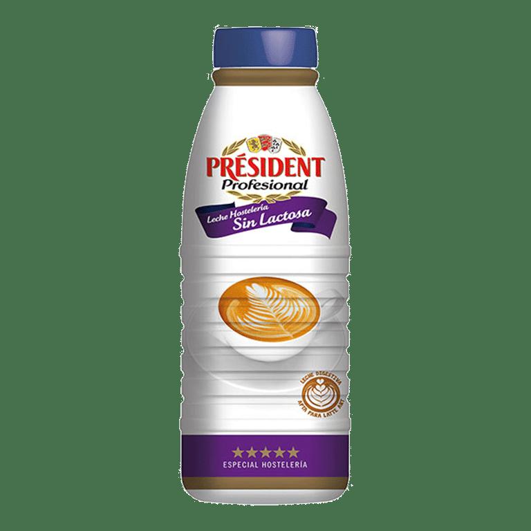 President Profesional Semi Sin Lactosa