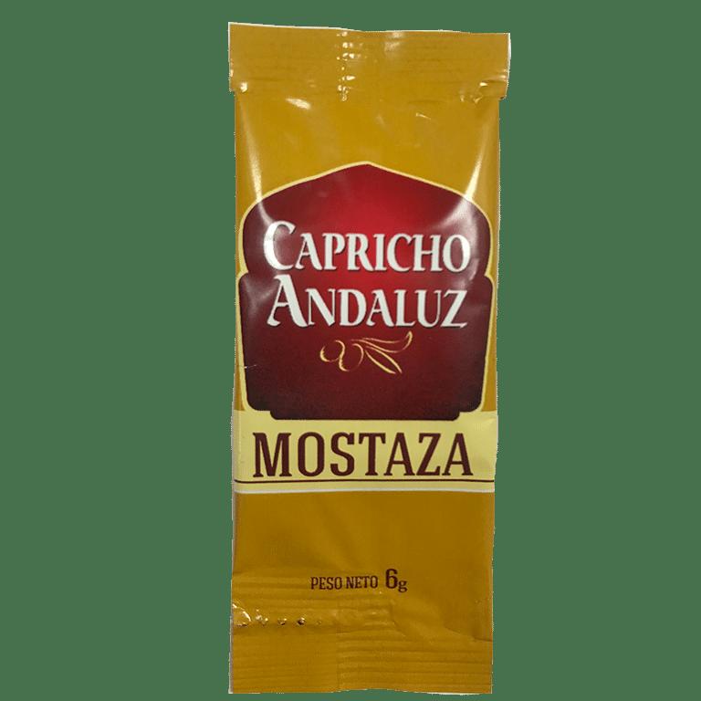 Capricho Andaluz <br>Mostaza
