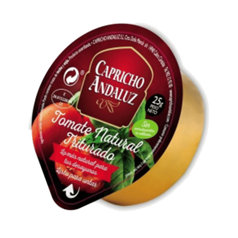 Capricho Andaluz <br>Tomate