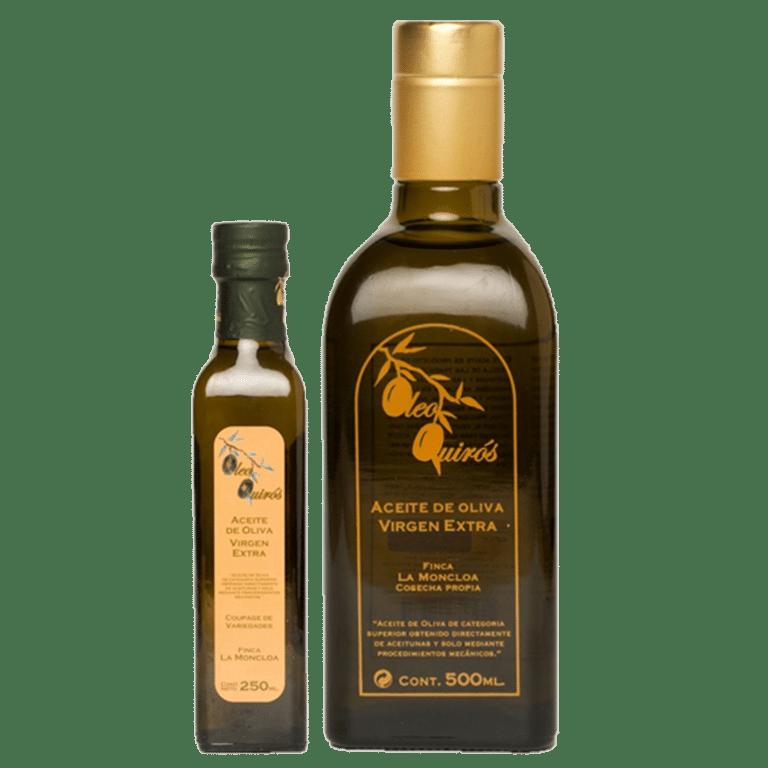 Oleo Quirós<br>Aceite