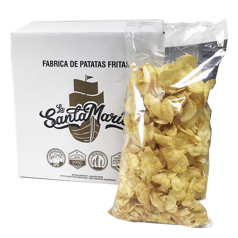 Santa María Patatas Fritas